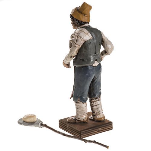 Baker, 18cm terracotta 6