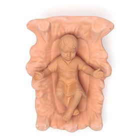 Natività Terracotta naturale 30 cm 5 pz s4