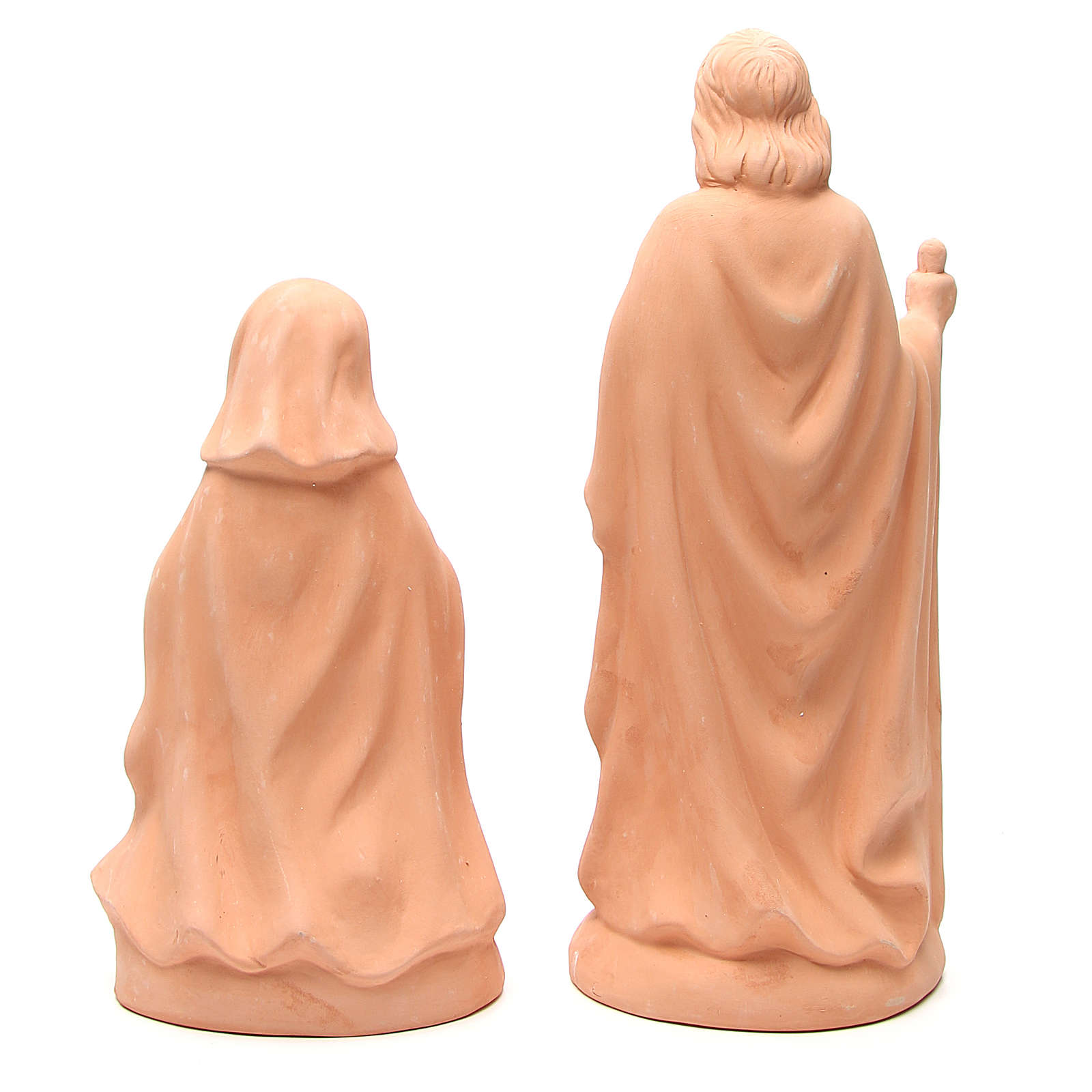 Natività in terracotta 40 cm - 5 pz 4