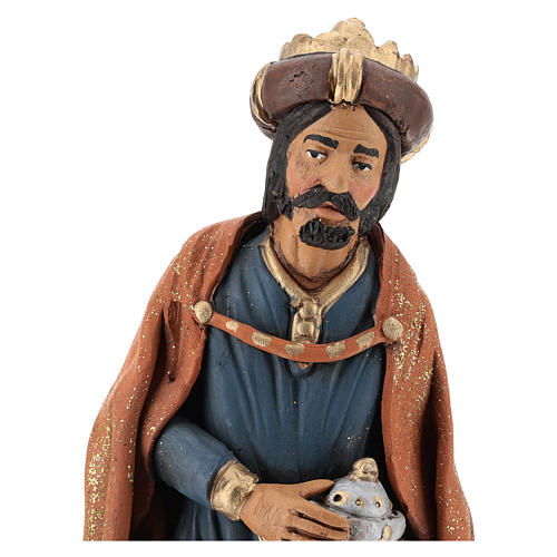 Nativity Scene figurines, Wise men 30cm Deruta 2