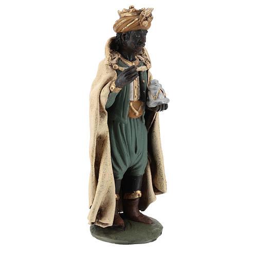 Nativity Scene figurines, Wise men 30cm Deruta 5
