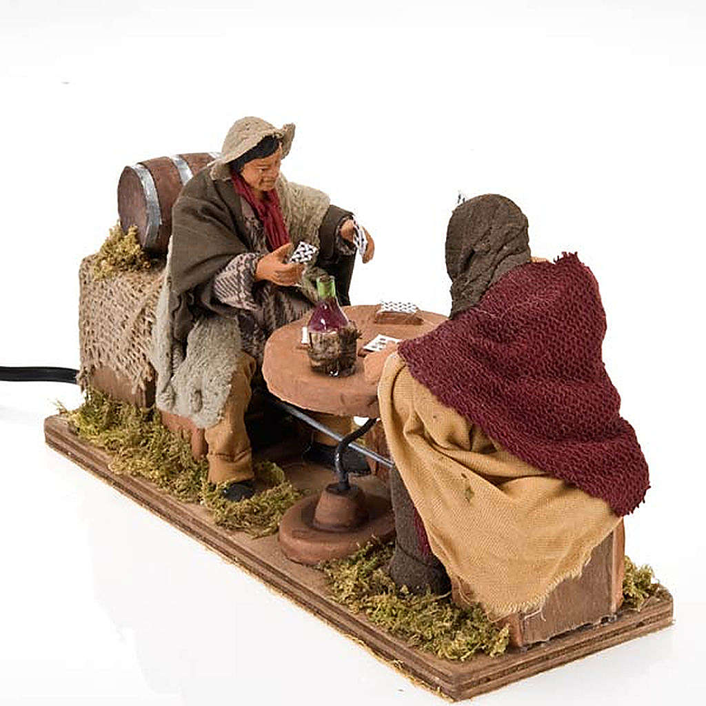 Animated nativity scene, players 12 cm 4