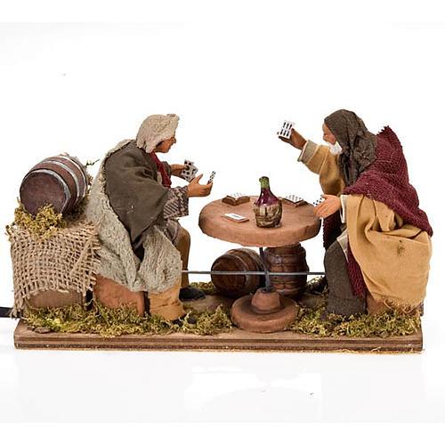 Animated nativity scene, players 12 cm 1