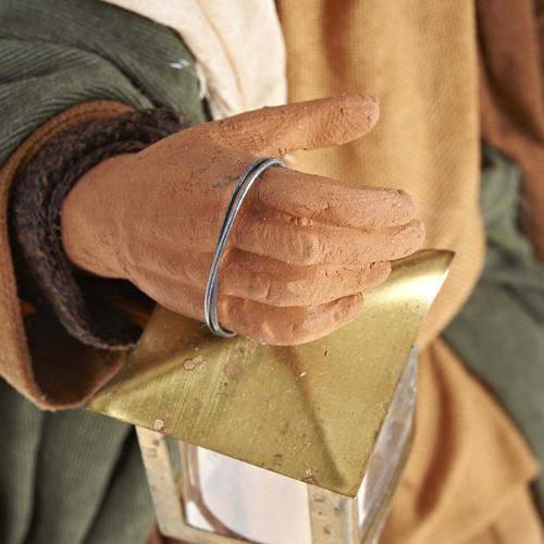 Natività classica 24 cm movimento terracotta 8