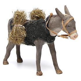 Animated Nativity Scene figurine, donkey 24 cm s3