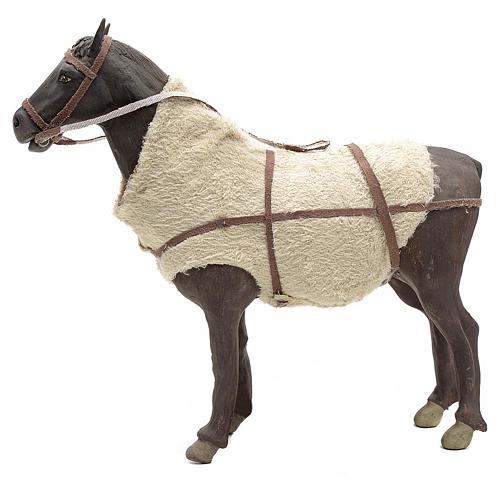 Animated Nativity Scene figurine, horse 24 cm 1