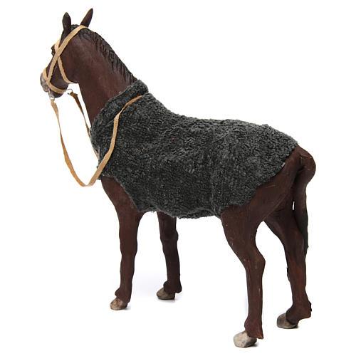 Animated Nativity Scene figurine, horse 24 cm 3