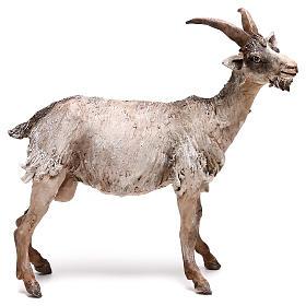 Pastor con burro 8cm movimiento Belén s1