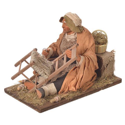Reparador de sillas  30 cm movimiento Belén Nápoles 3