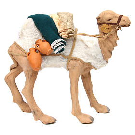Animated camel 24cm Neapolitan Nativity s4