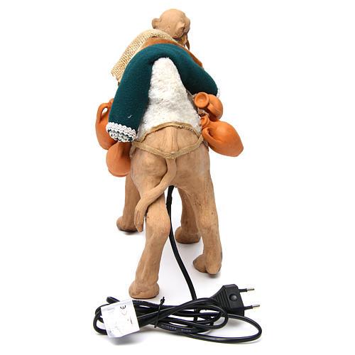 camello 24 cm moviemiento Belén Napolitano 5