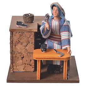 Arabian shoemaker, animated figurine 12cm s1