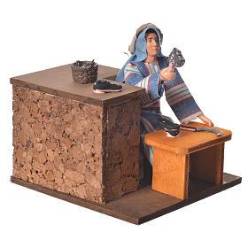 Arabian shoemaker, animated figurine 12cm s2