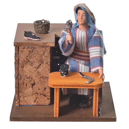 Arabian shoemaker, animated figurine 12cm 1