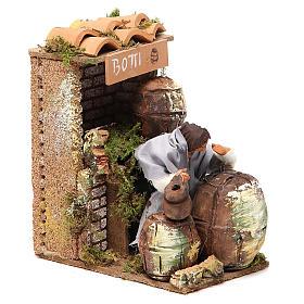 Animated nativity figurine 10cm Cooper s3