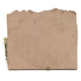 Pastore con legna cm 7 movimento presepe s4