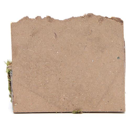 Pastore con legna cm 7 movimento presepe 4