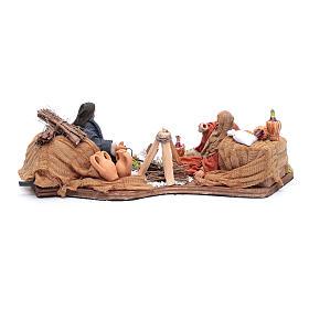 Moving bivouac series for nativity scene s4