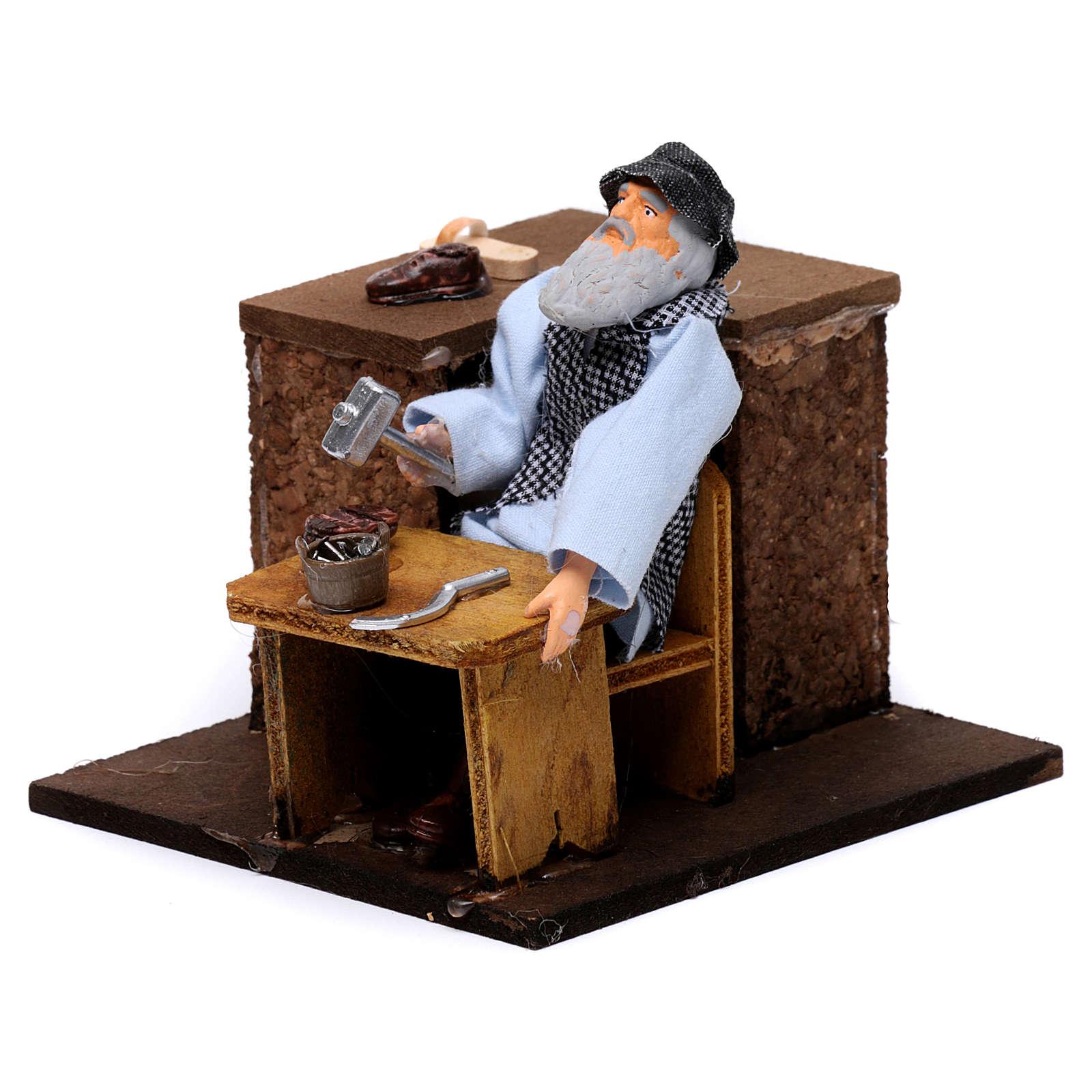 Cobbler movement for 12 cm nativity scene 3