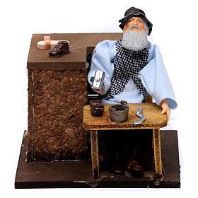 Cobbler movement for 12 cm nativity scene s1