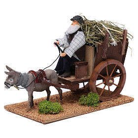Man at the spit movement for 12 cm nativity scene s7