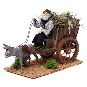 Man at the spit movement for 12 cm nativity scene s8