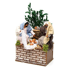 Holy Family movement for 12 cm Nativity scene s2