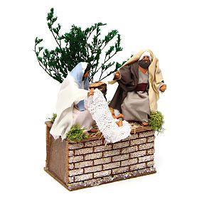 Holy Family movement for 12 cm Nativity scene s3