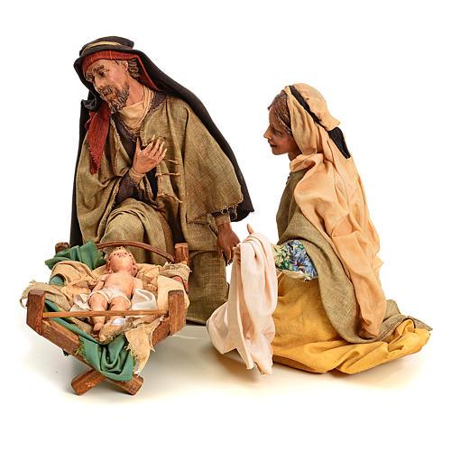 Natividad terracota 30cm, Angela Tripi 2