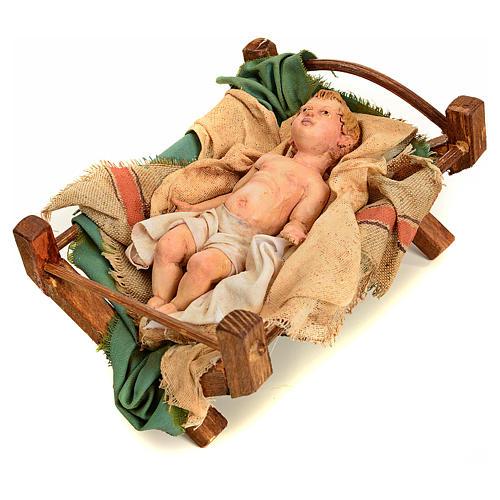 Natividad terracota 30cm, Angela Tripi 7