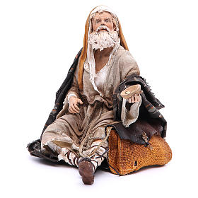 Mendicante 30 cm Angela Tripi terracotta s2