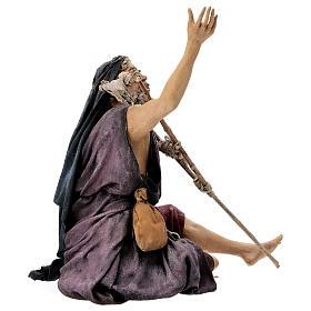 Mendicante 30 cm Angela Tripi terracotta s5