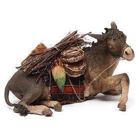Donkey, 30cm in terracotta by Angela Tripi s1