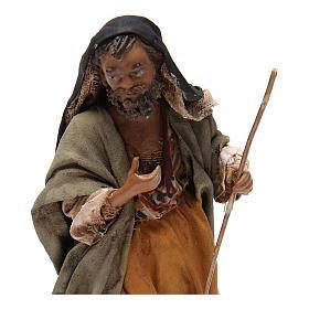 Natività 13 cm Angela Tripi terracotta s2