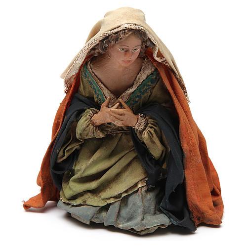 Natività 13 cm Angela Tripi terracotta 3