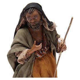 Nativity scene figurines, Holy Family 13cm, Angela Tripi s2