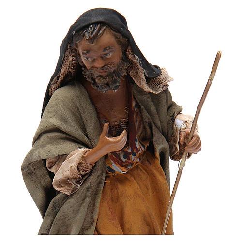 Nativity scene figurines, Holy Family 13cm, Angela Tripi 2