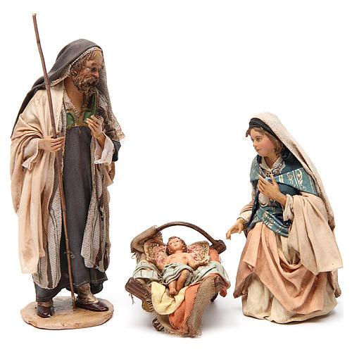 Natividad 18cm de terracota Angela Tripi 1
