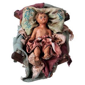 Sainte famille 18 cm terre cuite Angela Tripi s2