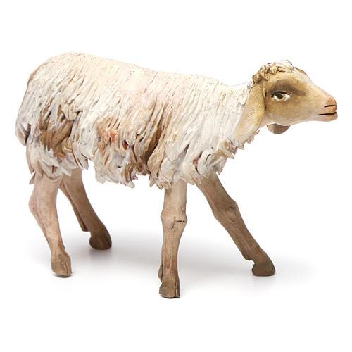Nativity figurine, standing sheep, Angela Tripi 18cm 3
