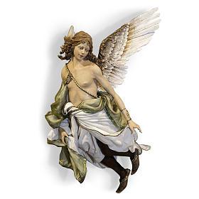 Angelo 50 cm presepe Angela Tripi terracotta s1