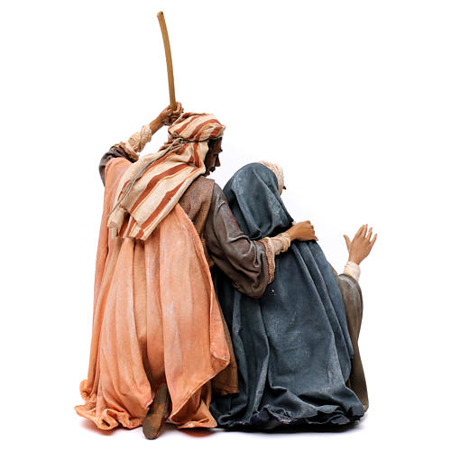 Nativity with ox, 30cm by Angela Tripi 9