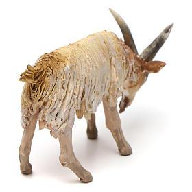 Mouton 13cm crèche terre cuite Angela Tripi s4