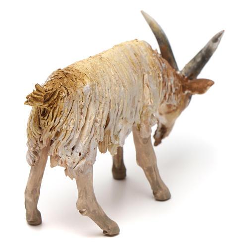 Mouton 13cm crèche terre cuite Angela Tripi 4