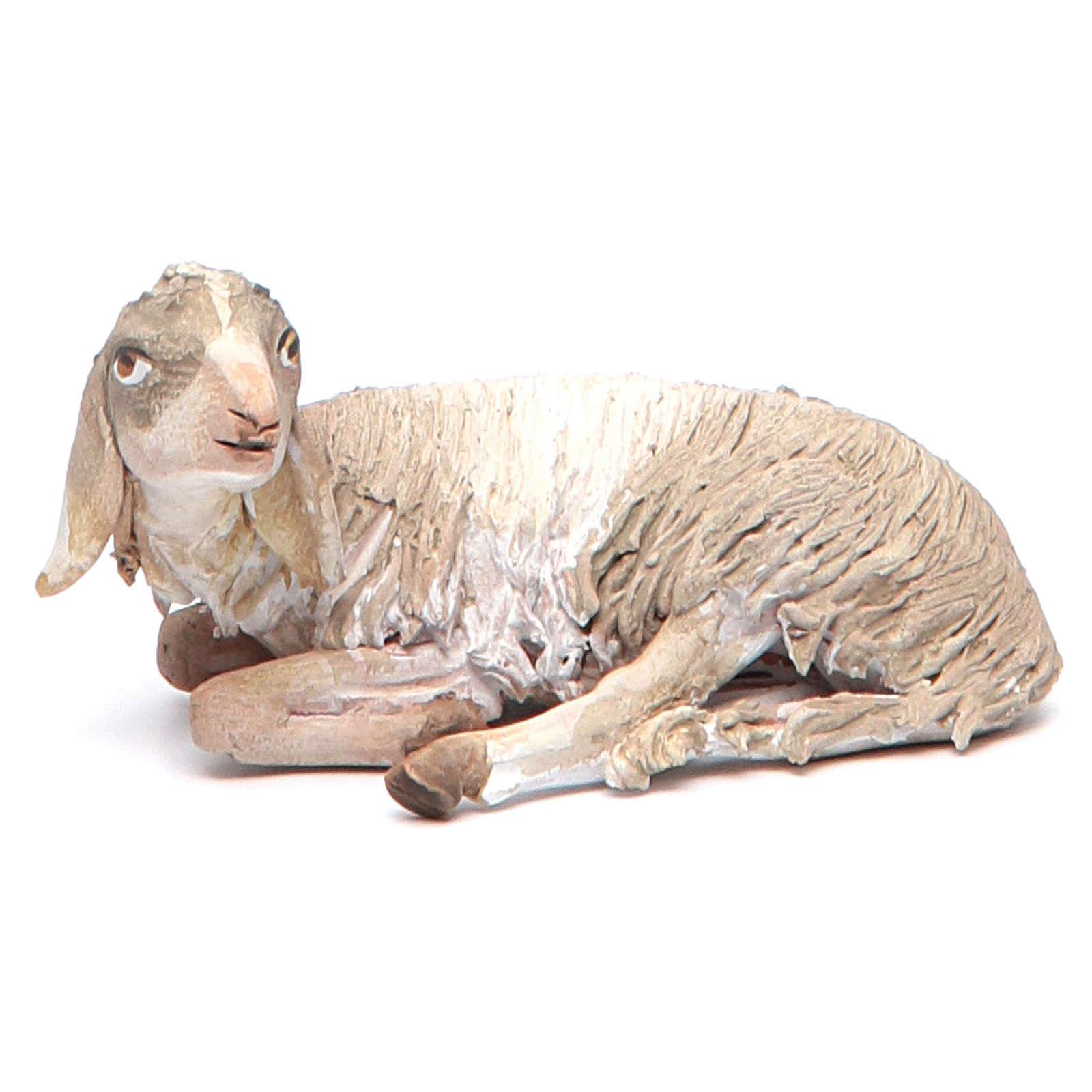 Terracotta sheep 13cm Angela Tripi 4