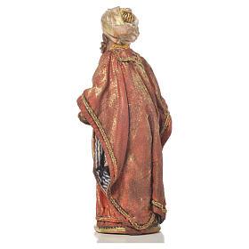 Re magio mulatto 13 cm Angela Tripi terracotta s3