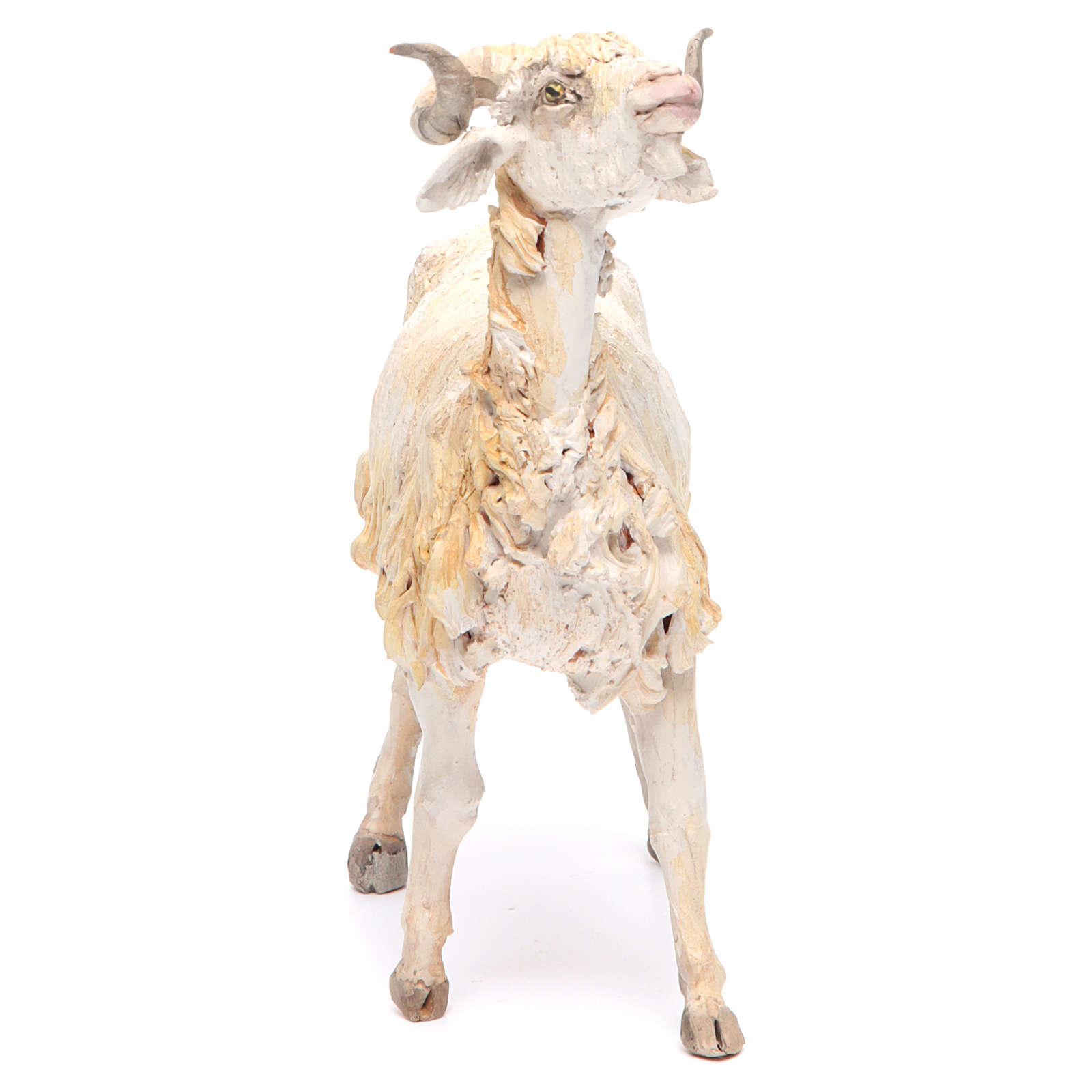 Mouton 30cm crèche Angela Tripi 4