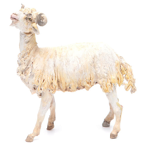 Mouton 30cm crèche Angela Tripi 2