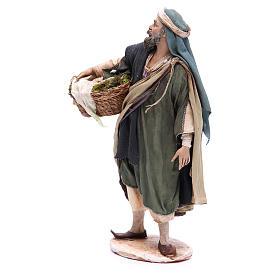 Pastore con muschio 30 cm Angela Tripi s2