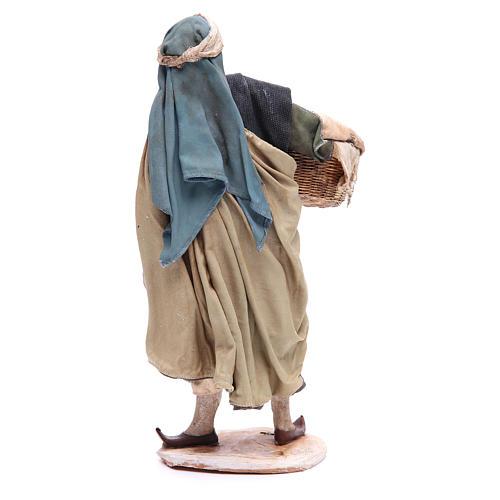 Pastore con muschio 30 cm Angela Tripi 3